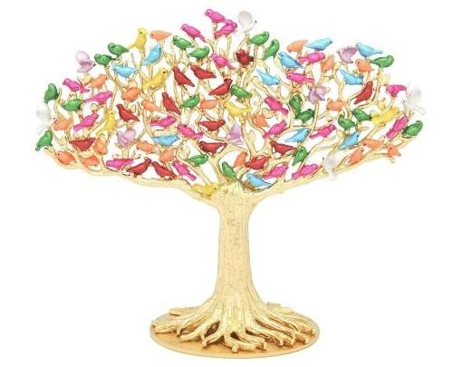 100羽の鳥の木