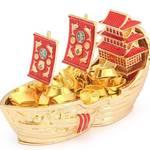 富の帆船のイメージ