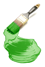 greenPaintBrush