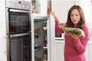 ltladycleaningrefrigerator
