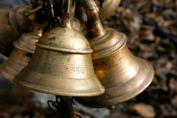 音波を捧げる浄化法