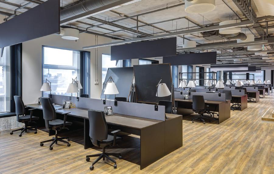 オフィスの写真