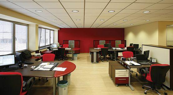 風水の効いたオフィスデザイン