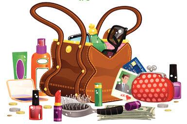 バッグと財布の風水で金運を改善する