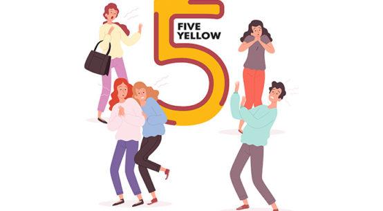 不幸の原因「五黄」を防ぐ風水術